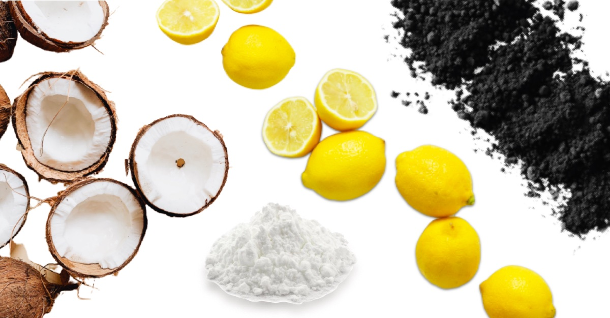 Debunking Diy Teeth Whitening Trends Activated Charcoal Oil Pulling And Lemon Juice And Baking Soda Ultradent